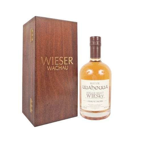 Single Malt WIESky – Pinot Noir Fass