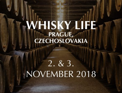 WHISKY LIFE  PRAGUE,  CZECHOSLOVAKIA