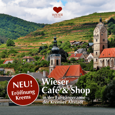 Wieser Café und Shop in Krems